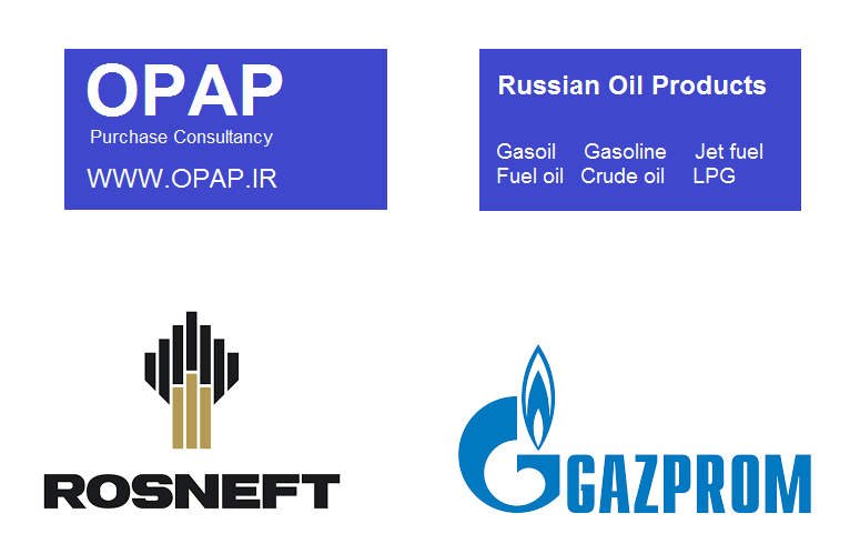 Gas oil Russia